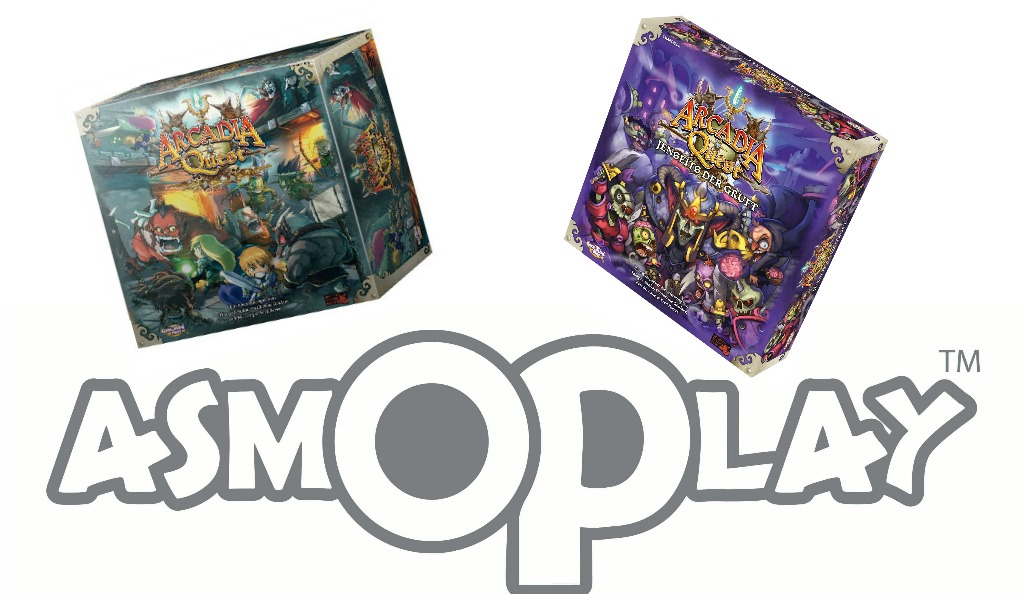 asmoplay arcadia quest