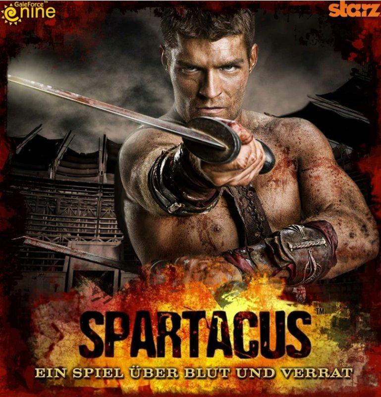 spartacus spiel