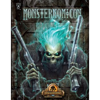 Iron Kingdoms  Monsternomicon