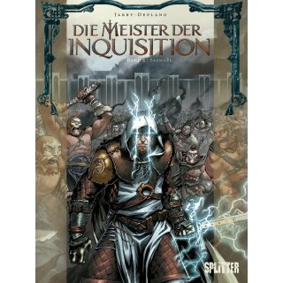 Die Meister der Inquisition 2 - Sasmael