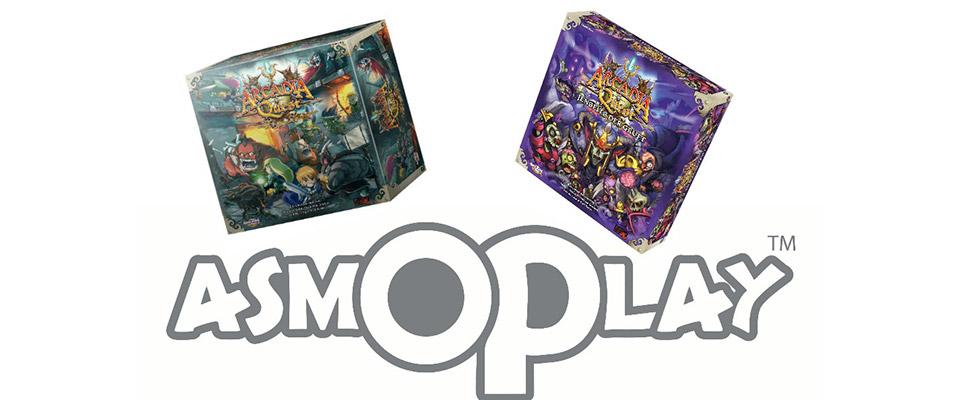 AsmOPlay - Arcadia Quest