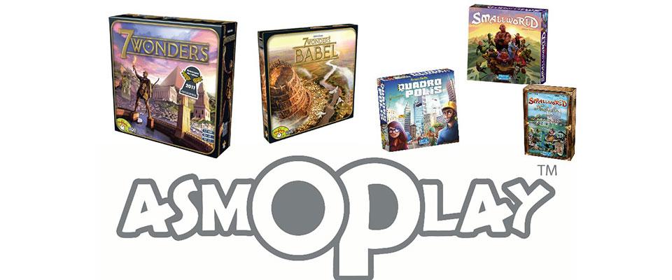 AsmOPlay - World of Wonders