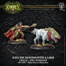 Circle Orboros Epic Warlock - Kaya the Moonhunter & Laris B.