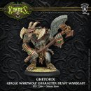 Circle Orboros Ghetorix Character Warpwolf Upgrade Blister