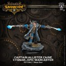 Cygnar Epic Warcaster - Captain Allister Caine
