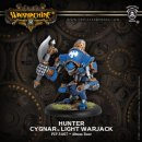 Cygnar Hunter Light Warjack Blister