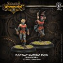 Khador Allies Kayazy Eliminators (2) Blister