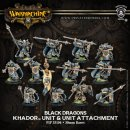 Khador Iron Fang Pikemen/Black Dragons Khador Unit (plastic)