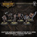 Mercenary Devil Dogs Unit Box