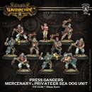 Mercenary Press Gangers Privateer Sea Dog Unit (10) Box