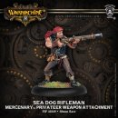 Mercenary Rifleman Sea Dog Attachment Blister
