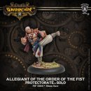 Protectorate Allegiant of the Order of the Fist Solo Blister