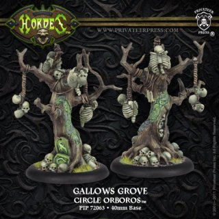 Circle Orboros Gallows Grove Solos Blister (plastic)