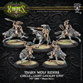 Circle Tharn Wolf Riders (5)  REPACK