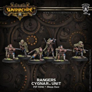 Cygnar Rangers Unit Box