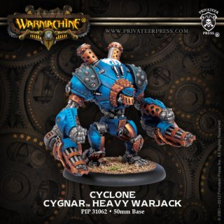 Cygnar Heavy Warjack (1) Kit Box (plastic)