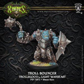 Trollblood Troll Bouncer Light Warbeast Box (plastic)
