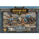Cygnar Battlegroup Box MKII