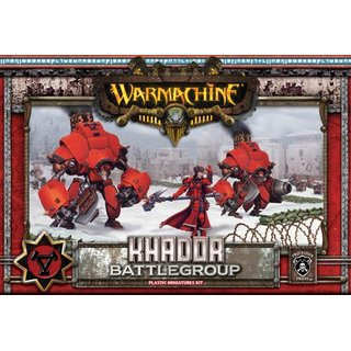 Khador Battlegroup Box (plastic)