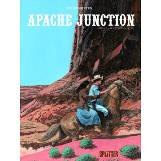 Apache Junction 2 - Schatten im Wind