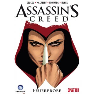 Assassins Creed Book 1 VZA