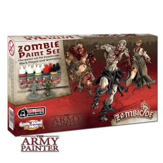 Zombicide Black: Plague Paint Set