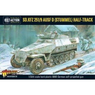 Sdkfz 2519 Ausf D Stummel Half Track 2600