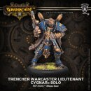 Trencher Warcaster Lieutenant – Cygnar Solo...