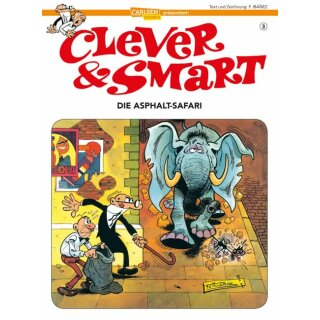 Clever & Smart - Die Asphalt-Safari