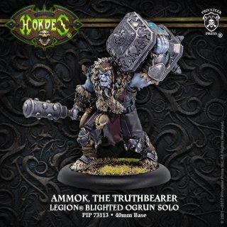 Ammok the Truthbearer ? Legion Blighted Ogrun Character Solo (resin/metal)