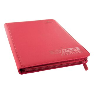 Ultimate Guard 9-Pocket ZipFolio XenoSkin Rot