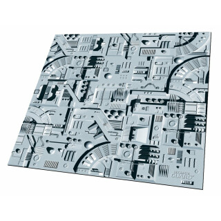 Ultimate Guard Battle-Tiles 1 Starship 30 x 30 cm (9)