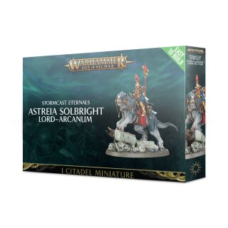 EASY TO BUILD ASTREIA SOLBRIGHT LORD-ARCANUM