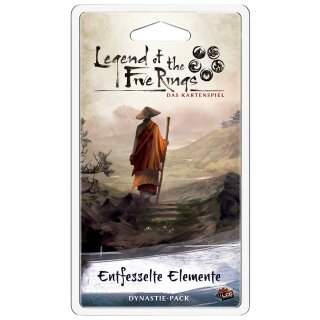 Legend of the 5 Rings: Elementar-Zyklus 6 - Entfesselte Elemente