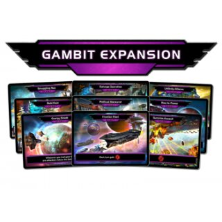 Star Realms - Gambit Booster DE