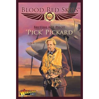 Blood Red Skies British De Havilland Ace Pick Pickard