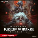 Waterdeep: Dungeon of the Mad Mage Board Game (Standard...
