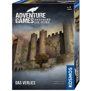 Adventure Games: Das Verlies