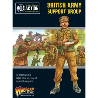 British Army Support Group