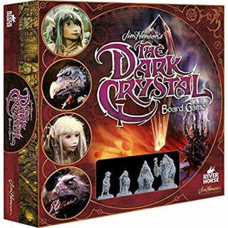 Jim Hensons the Dark Crystal - Board Game