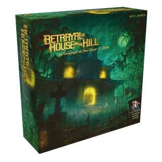 Betrayal at House on the Hill - DE