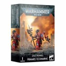 SPACE MARINES: PRIMARIS-TECHMARINE