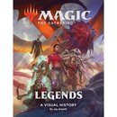 Magic: The Gathering: Legends: A Visual History - EN