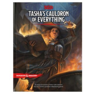 D&D Tashas Cauldron of Everything - EN