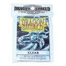 Dragon Shield Classic - Clear (50 ct. in bag)