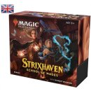 Strixhaven, School of Mages Bundle englisch