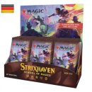 Strixhaven, Akademie der Magier Set Booster Display DE
